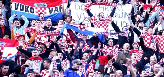 Bbc tvrdi:Hrvatski navijači su pjevali fašističke pjesme