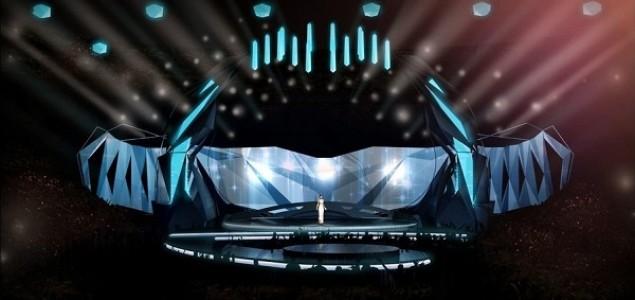 FOTO: Pogledajte kako će izgledati scena ovogodišnjeg Eurosonga