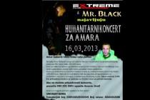 Humanitarni koncert za Amara Šabovića u Tuzli