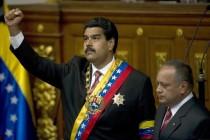 Novi predsjednik se zakleo na apsolutnu lojalnost Chavezu