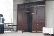 Sramotno: Na Veliki petak zapaljena vrata crkve u banjalučkom naselju Petrićevac