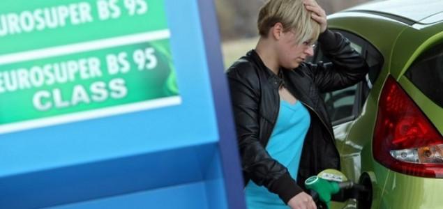 Cijene benzina po prvi će put u ovoj godini pasti