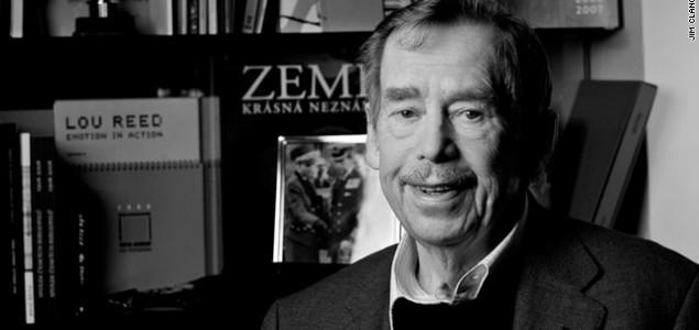 Ustanovljena nagrada Vaclav Havel