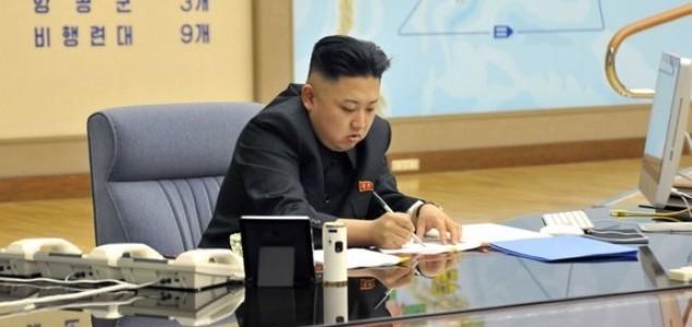 """Pjongjang objavio da ulazi u """"ratno stanje"""" s Južnom Korejom"""