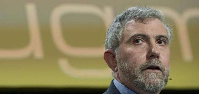 Krugman: Ne plačite zbog Cipra; plačite zbog svih nas