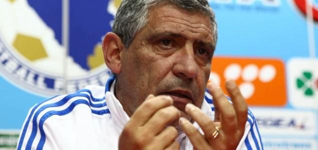 Selektor Grčke Fernando Santos: Bosna i Hercegovina je jednostavno bolja od nas