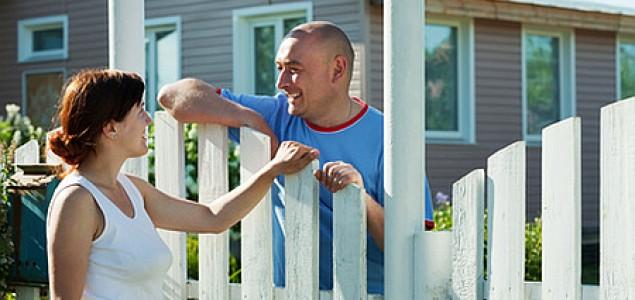 Kakav je vaš odnos sa susjedima?