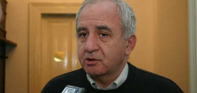 Vehid Šehić na diskusiji u Mostaru