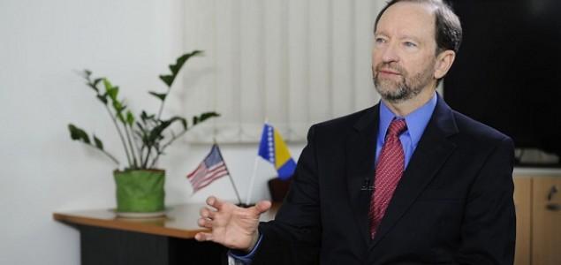 Susret američkog veleposlanika s mladima Mostara