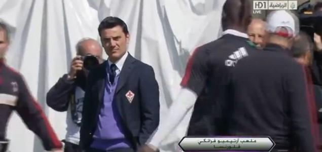 Video: Kako je Balotelli pokušao prepasti Montellu