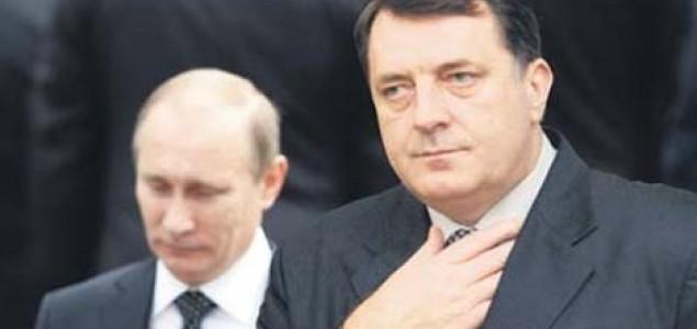 Strani analitičari: Rusija pruža direktnu podršku RS-u i predsjedniku Miloradu Dodiku