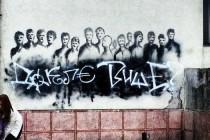 "Studenti morali prefarbati grafit ""Dokle više"" upućen Vladi RS-a"