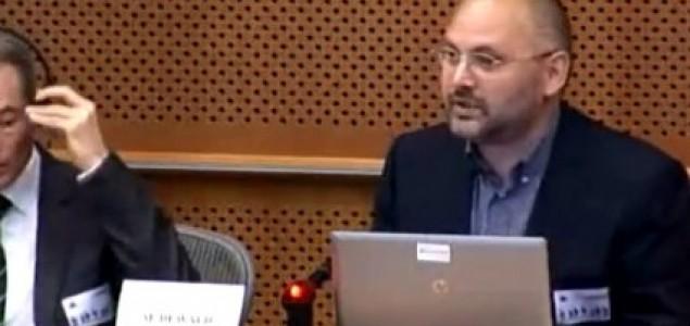 Domagoj Margetić oprao Bajića pred Europskim parlamentom