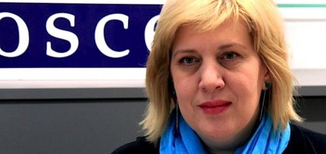 Predstavnica OSCE-a za slobodu medija zabrinuta zbog prijetnji novinarima u Bosni i Hercegovini