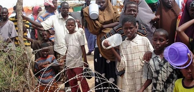 Zbog posljedica ekstremnih temparatura milioni ljudi u Africi i Aziji će umrijeti od bijede
