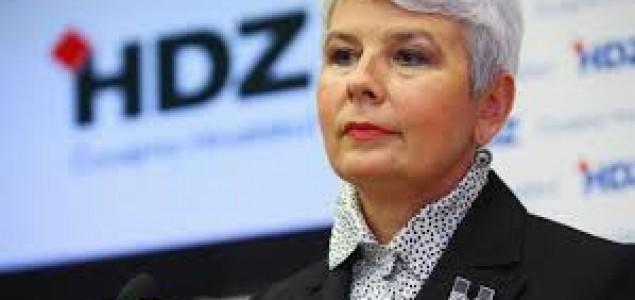 Jadranka Kosor izbačena iz HDZ-a