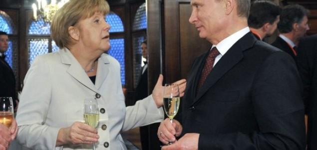 Merkel: Nećemo pitati Rusiju o Zapadnom Balkanu