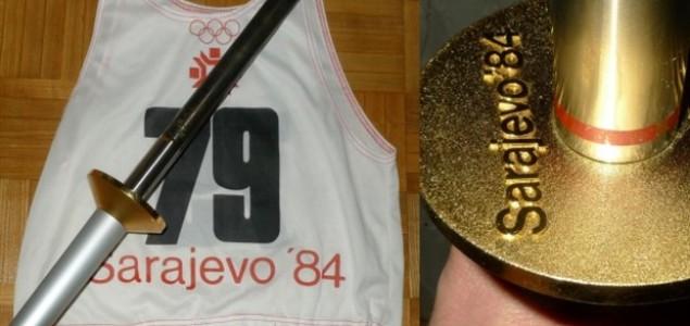 Prodaje se sarajevska olimpijska baklja!