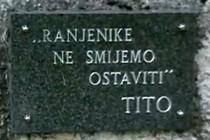 Velika poruka antifašista iz Jablanice: Krv partizana nas obavezuje na vječnu borbu protiv fašizma