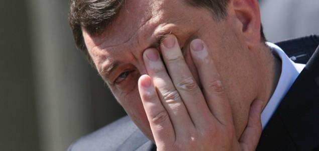 Beograd se odrekao diktatora: Ko više sluša šta bulazni  prazni i istrošeni Milorad Dodik?