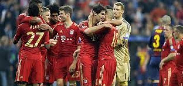 Bayern još jednom očitao lekciju Barceloni