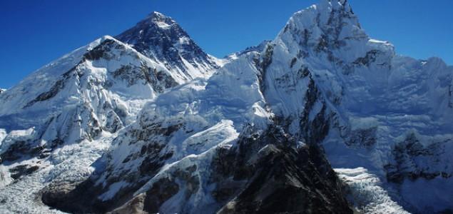 Klimatske promjene se uočavaju i na Mount Everest-u