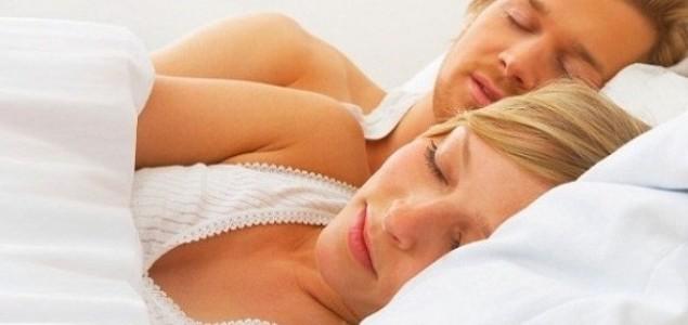 Kako spavate, tako se i volite
