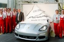 Porsche proizveo 100.000 Panamera