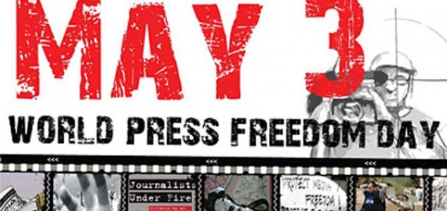 3 maj – Svjetski dan slobode medija
