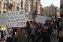 01.07. ispred Parlamenta BiH