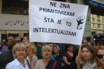 Bitka za dostojansto – štrajk prosvjetara u Sarajevu