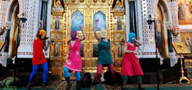 Putin pomilovao Pussy Riot i aktiviste Greenpeace