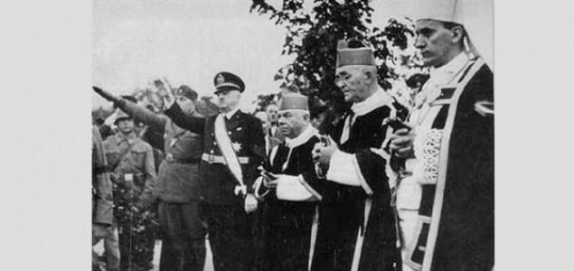 Stepinac, HDZ, Kaptol i NDH