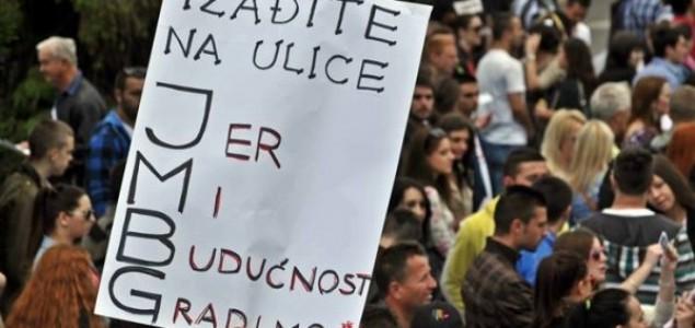 """Još jedan dobar potez demonstranata: kampanja """"Tišina, Parlament radi!"""""""
