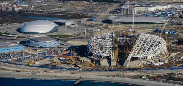Olimpijska korupcija: Putinova skupa zimska zabava