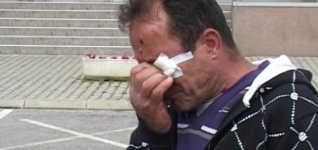 Željko Vulić čovjek kojeg je mučila Dodikova policija: policajac mi je gurnuo prst u oko, a požar su mi namjestili!!!