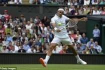 Organizatori Wimbledona naredili Federeru da promjeni tenisice
