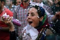 Trijumf Rohanija: Iranci slave svoga novog predsjednika