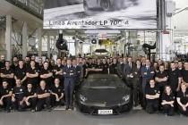 Lamborghini: 2.000 Aventadora za 2 godine