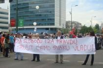 Najavljeni novi masovni protesti u Sarajevu: IZAĐITE I DAJTE IM OTKAZ