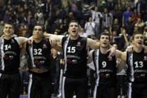 Blokiran račun KK Partizan