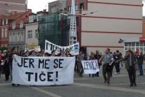 "Inicijativa ""Jer me se tiče"": Zločinci nisu dostojnih  nagrada"