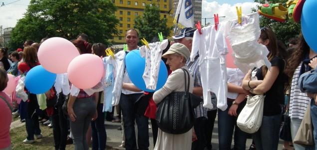 Preminula je Berina Hamidović, beba bez matičnog broja