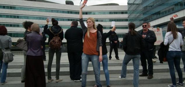 Poruka demonstranata uoči velikog protesta: Solidarno, dostojanstveno i hrabro do jmbg!