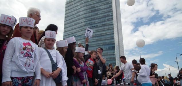 Foto galerija: Dani ponosa: JMBG protesti u Sarajevu i Mostaru