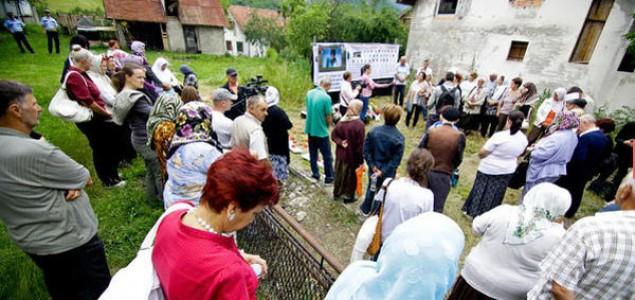 Sjećanje na žrtve: Živa lomača na Bikavcu je najstrašnije djelo u ratu