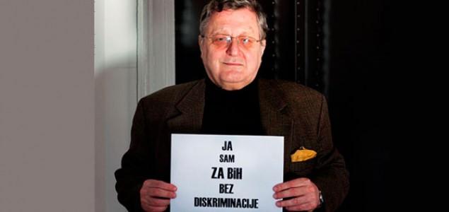 """Predsjednik Helsinškog komiteta BiH, Srđan Dizdarević, o protestima u Sarajevu: """"Talačka kriza je postojala, ali su građani taoci!"""""""