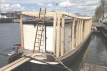 Pretvaranje kućica na brodu u kreativne eko-centre