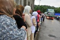 Najtužniji konvoj sa tabutima 409 žrtava genocida stigao u Potočare