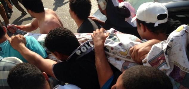 Vojska puca na Mursijeve pristalice, troje poginulih
